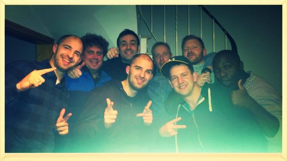 Ü32 Team 2015